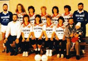 Damenmannschaft 1994